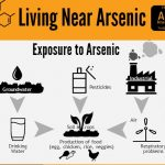 The health effects of being exposed to arsenic