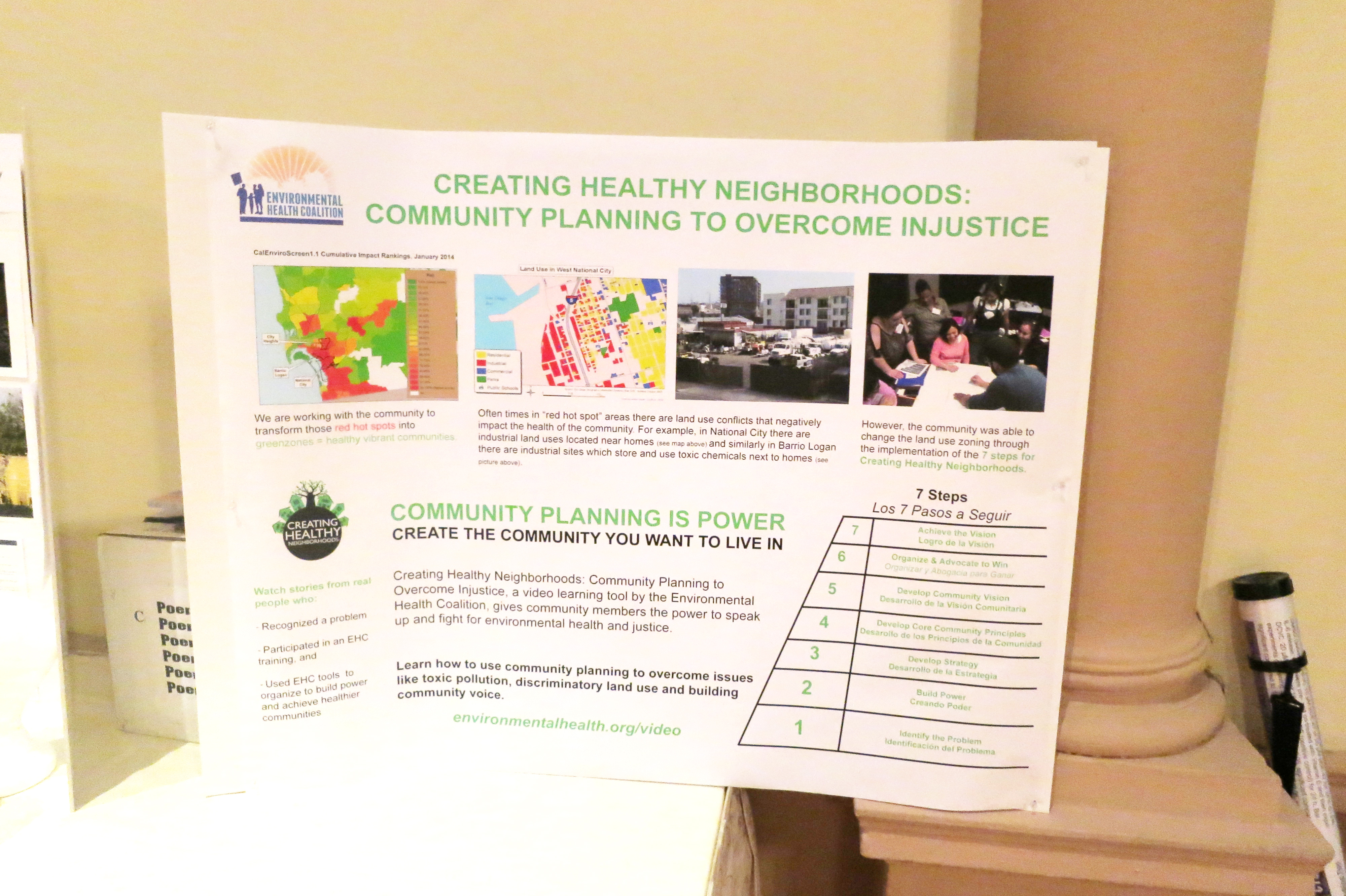 Community Poster Session 2014