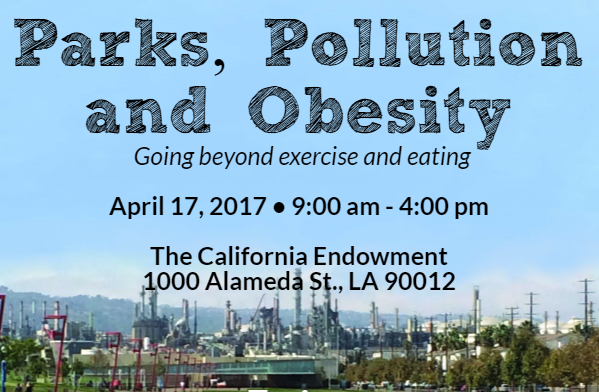 Parks, Pollution and Obesity